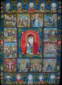 Orthodox Feasts Icon