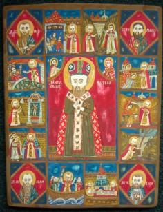 Saint Nicholas, the prevailer