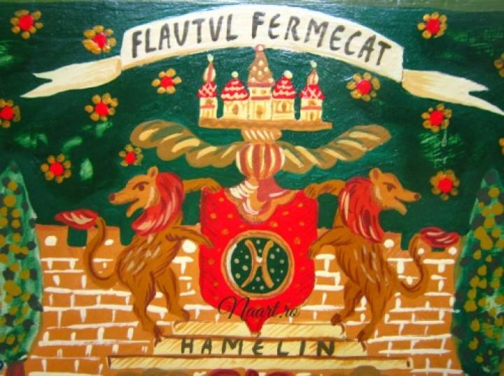 Legenda Flautului Fermecat